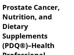summary history of nutrition